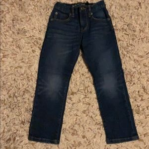 Boys size 6 gap jeans.